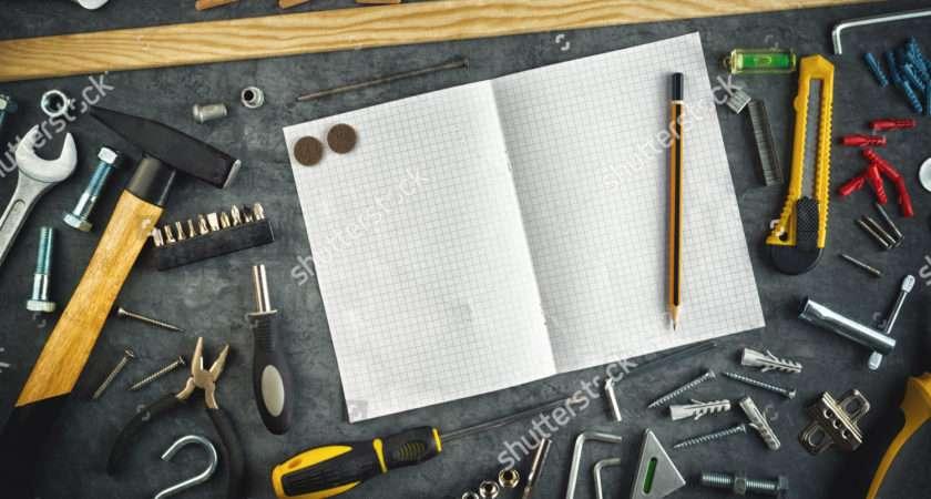 Top Assorted Yourself Diy Tools Blank Notebook