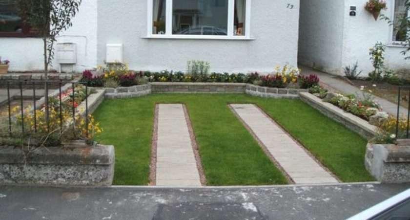 Top Front Garden Ideas Parking Home Decor