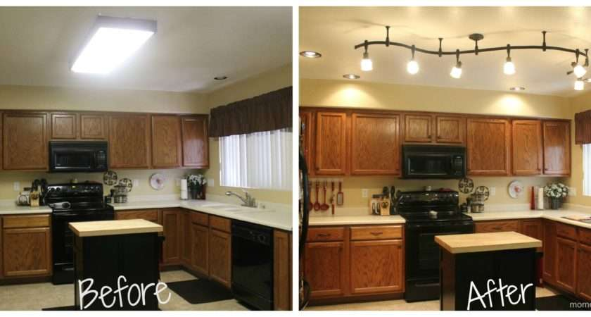 Top Kitchen Ceiling Lights Design Theydesign