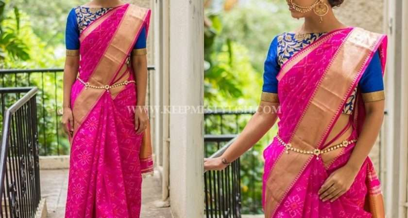 Top Latest Saree Color Combinations Try