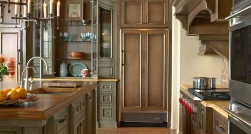 Top Most Beautiful Wooden Kitchen Designs Pin Right