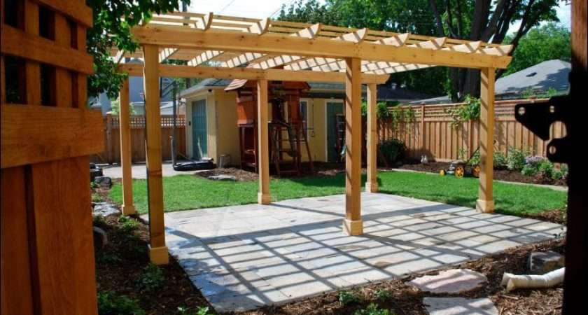 Top Pergola Ideas Small Backyards