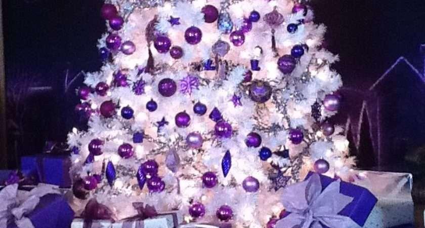Top Purple Christmas Decorating Ideas
