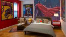Top Superhero Wall Murals Wallpaperink