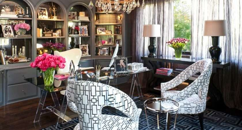 Tour Kris Jenner Redesigned Mansion Racked