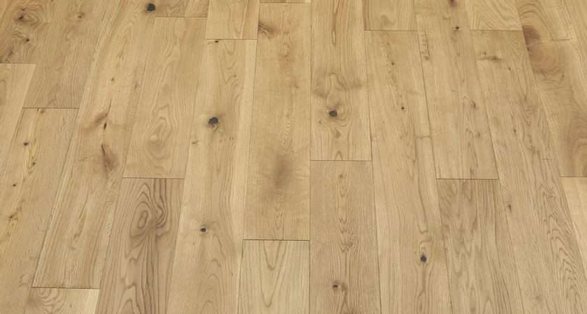 Trade Select Almond Oak Oiled Solid Wood Flooring