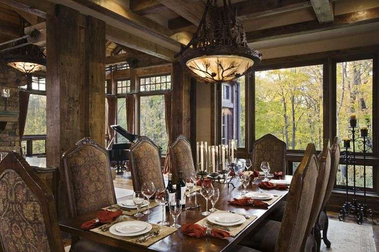 Traditional Dining Room Furniture Ideas