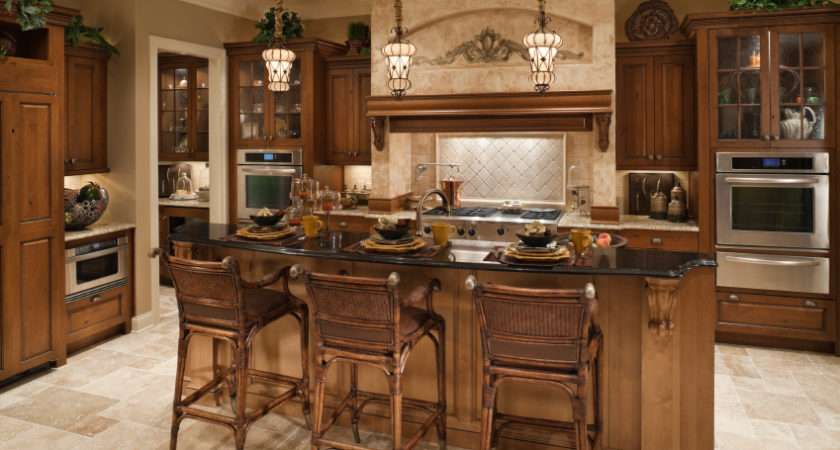 Traditional Kitchen Select Bath