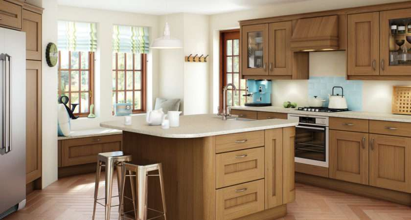 Traditional Kitchens Country Shaker Magnet Trade