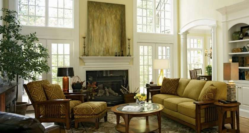 Traditional Living Room Decorating Ideas Facemasre