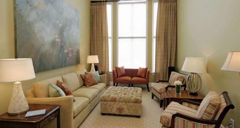 Traditional Living Room Jennifer Brouwer Design