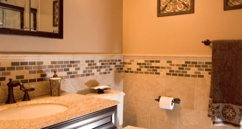 Traditional Small Bathroom Design Ideas