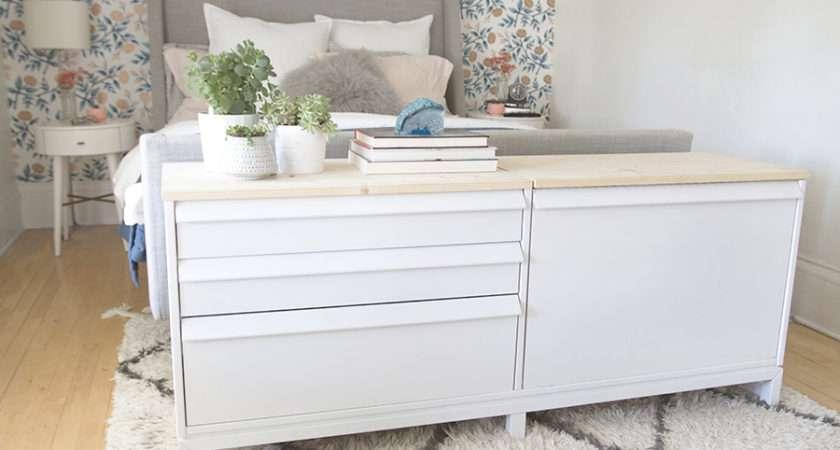 Transforming Furniture Into Hidden Storage