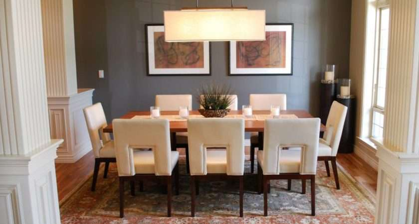 Transitional Dining Room Designs Decorating Ideas