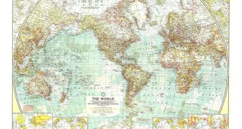 Travel World Map Index