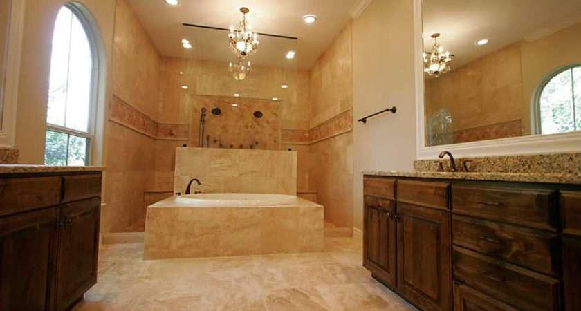 Travertine Tile Bathroom Bathware