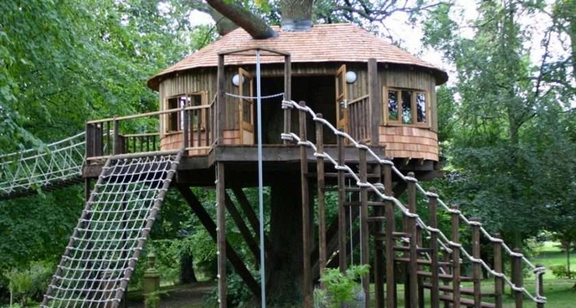 Treehouses Kids Surprise Gift Homestylediary
