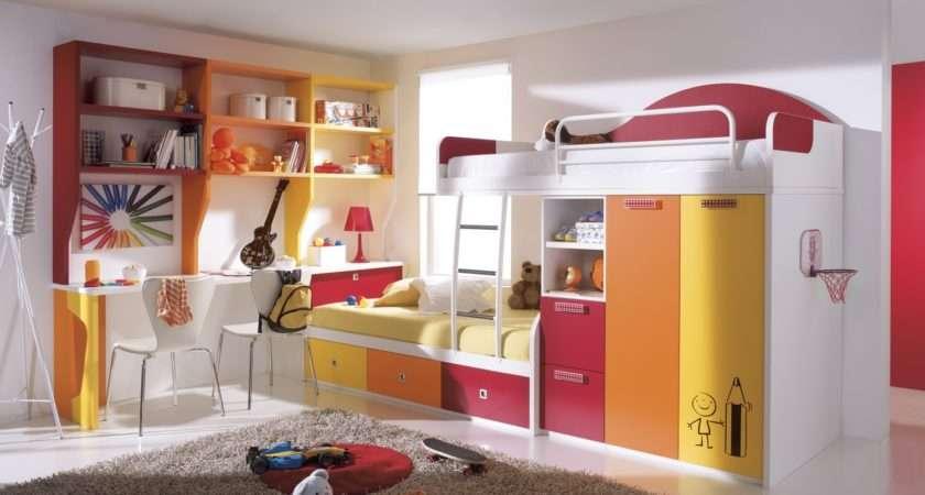 Tribu Kids Bedroom Childrens Furniture Beds Cabin