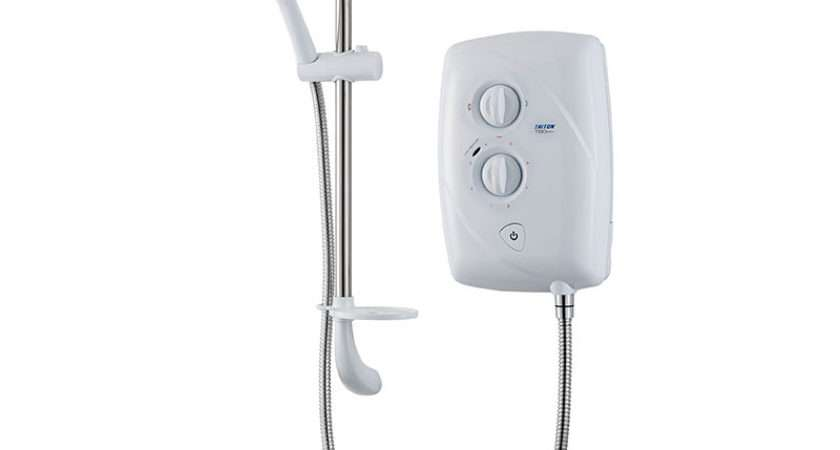 Triton Easi Fit White Electric Shower