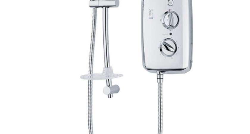 Triton Slimline Chrome Electric Shower