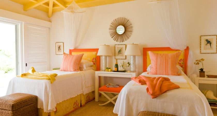 Tropical Bedroom Gary Mcbournie Inc