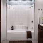 Tub Small Shower Enclosures