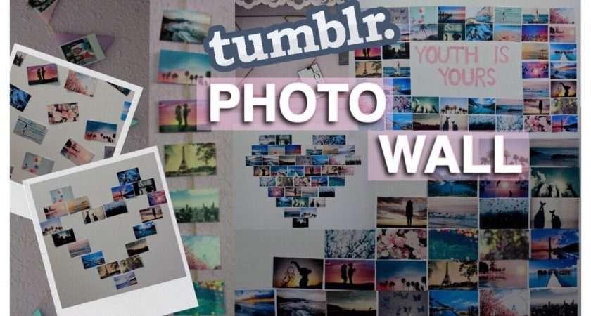 Tumblr Wall Ideas Cute Ways Display