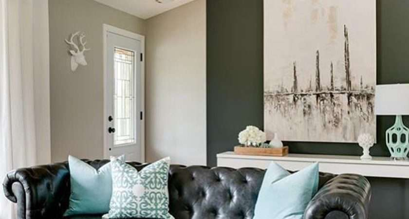 Turquoise Living Room Set
