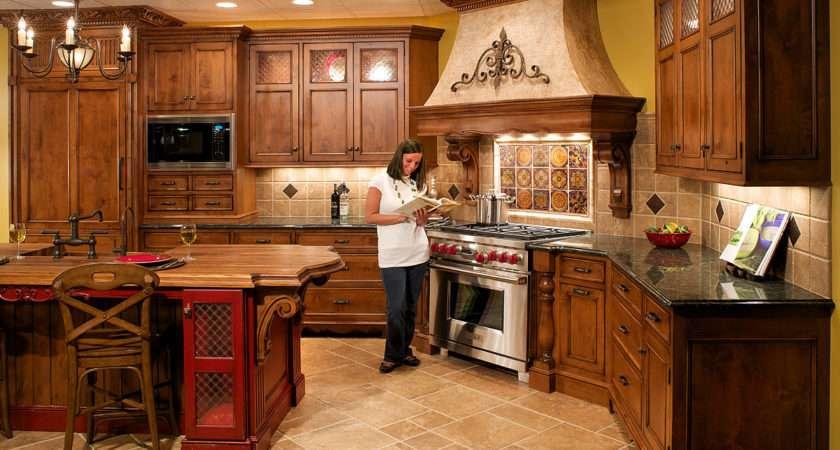 Tuscan Kitchen Design Ideas