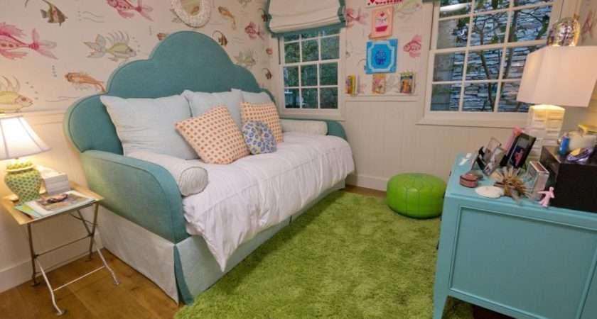 Tween Girl Underwater Themed Bedroom Hgtv