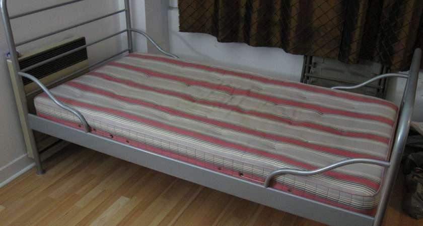 Twin Bed Metal Frame Ikea Aqxr Create
