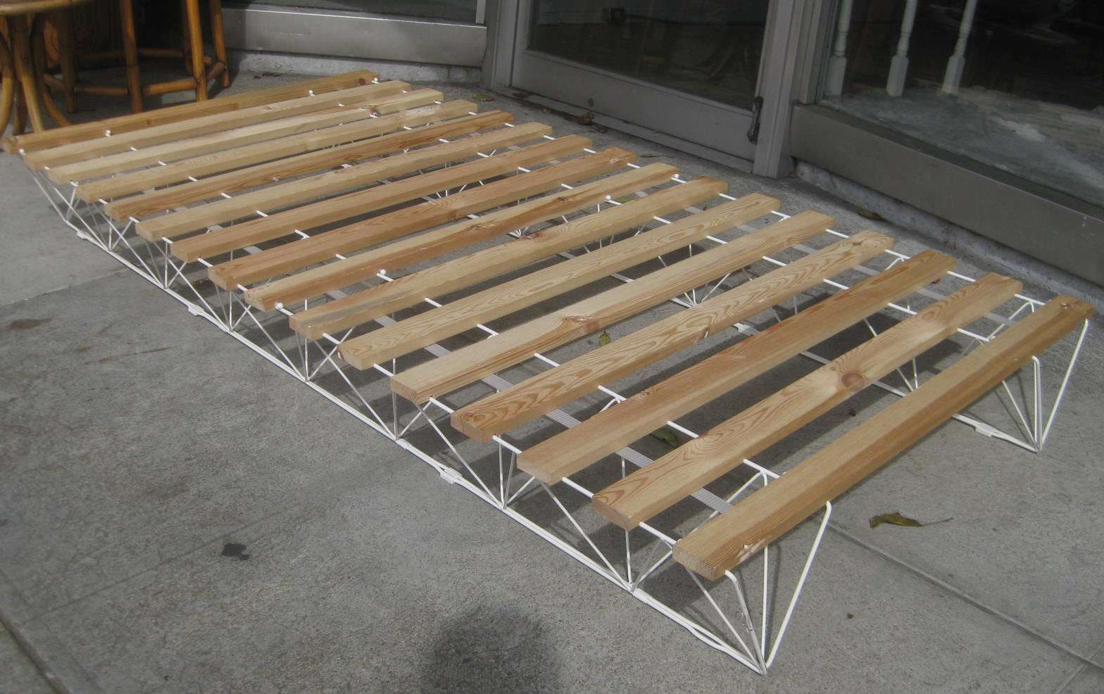 Twin Bed Metal Frame Ikea Bath