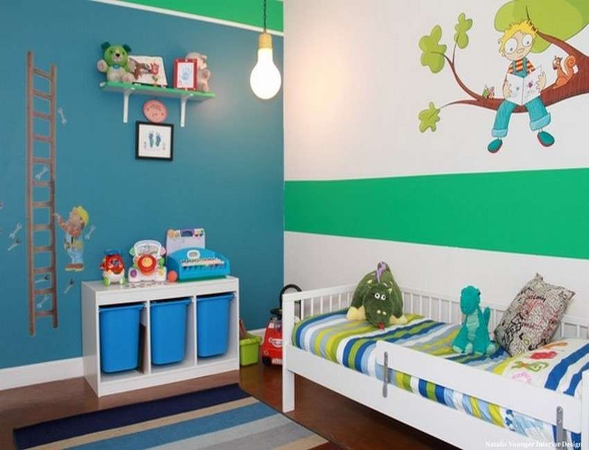 Two Tips Toddler Boy Room Ideas