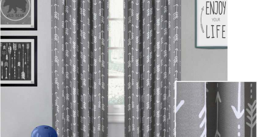 Types Boy Curtains Hung Goodworksfurniture