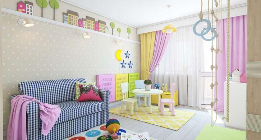 Types Kids Room Decorating Ideas Inspiration