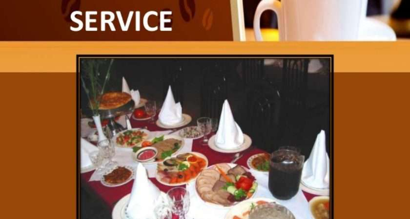 Types Table Service