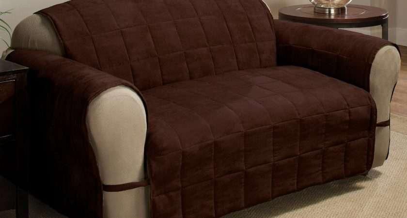 Ultimate Furniture Protector Pet Dog Slip Cover Sofa Chair Loveseat
