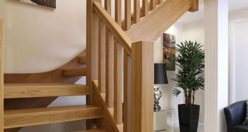 Ultimate Modern Oak Staircase Stairs Adastra