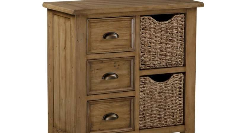 Umbria Mini Sideboard Baskets