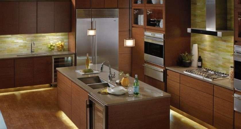 Under Cabinet Kitchen Lighting Ideas Counter Tops