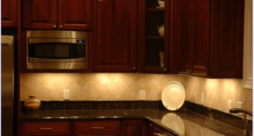 Under Cabinet Lighting Benefits Options