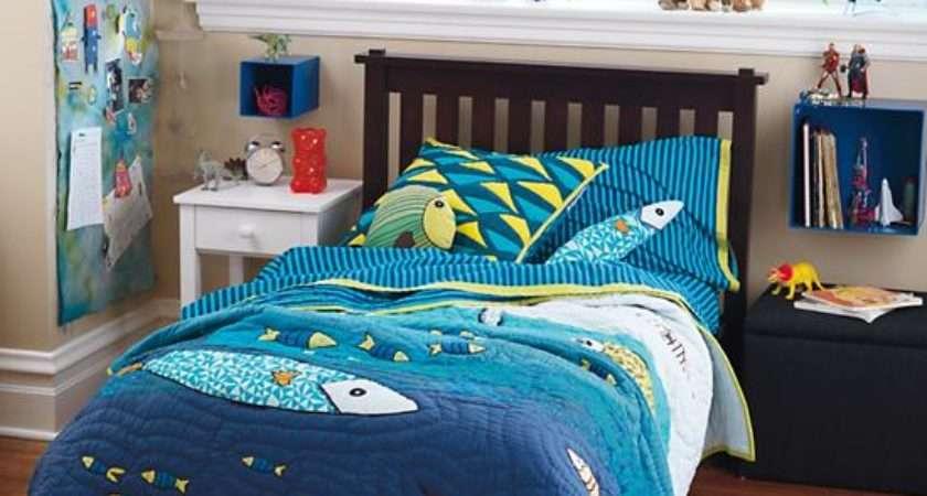 Under Sea Ocean Creatures Theme Boy Bedroom