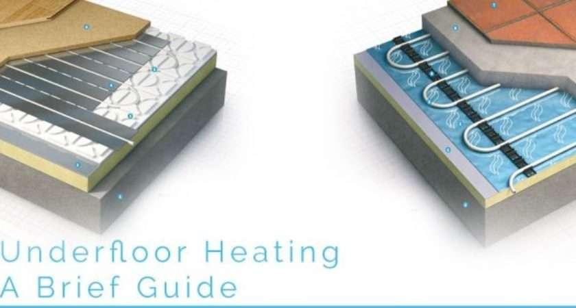 Underfloor Heating Brief Guide First Architecture