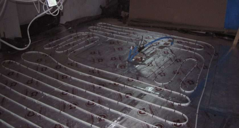 Underfloor Heating Radiators Everything Need