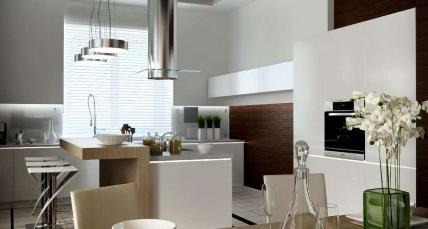 Unexpected Twists Modern Kitchens