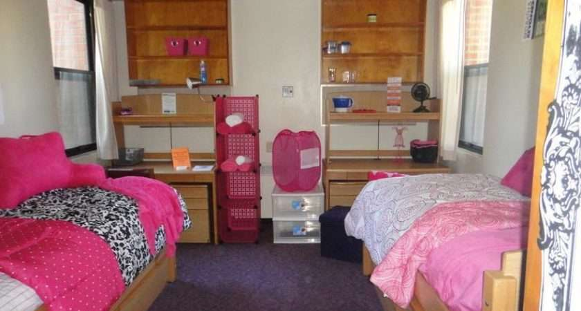 Unique Cute Dorm Stuff Ideas Double Bedroom