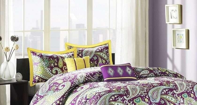 Unique Inspirational Purple Bedroom Ideas Adults