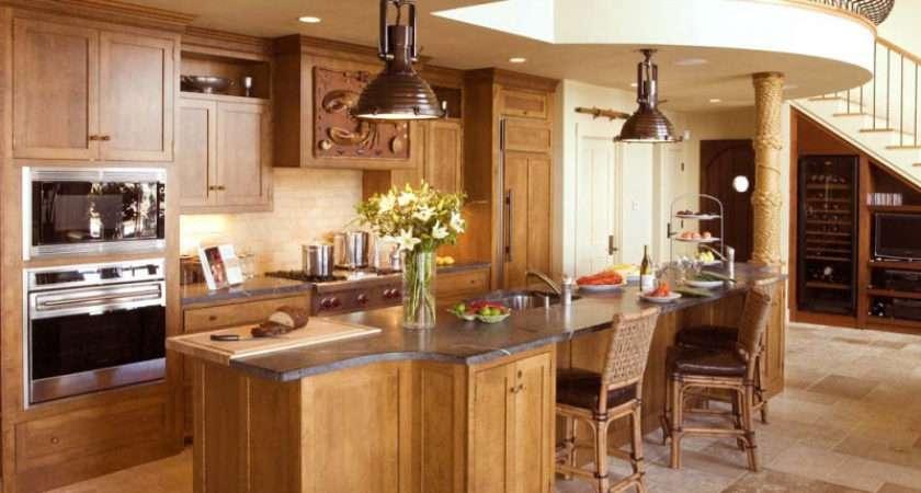 Unique Kitchen Designs Decor Ideas Themes
