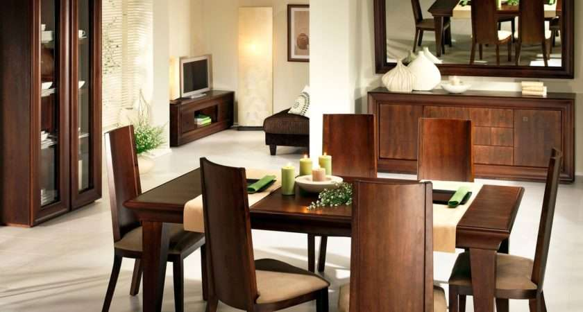 Unique Wood Dining Room Tables Chairs Ideas