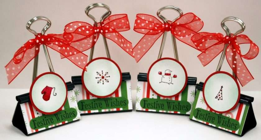 Updates Parisestates Christmas Placecard Holders Blog Candy